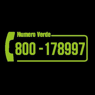 Numero Verde Argos Energia: 800178997